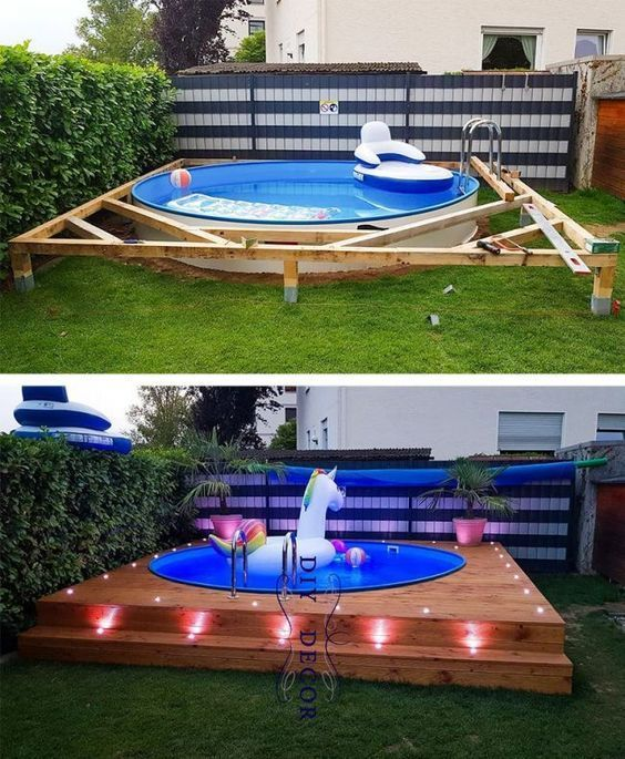 Modern Pool Ideas